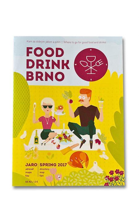 Food drink Brno