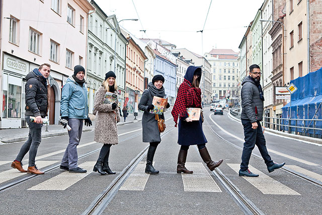 Březnový KAM v Brně je pestrý